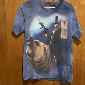 The Mountain Abe Lincoln Shirt